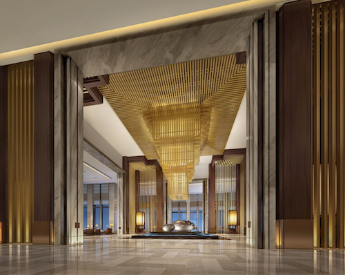 Hyatt Regency brand marks its return to one of China's oldest cities with the opening of Hyatt Regency Xi'an