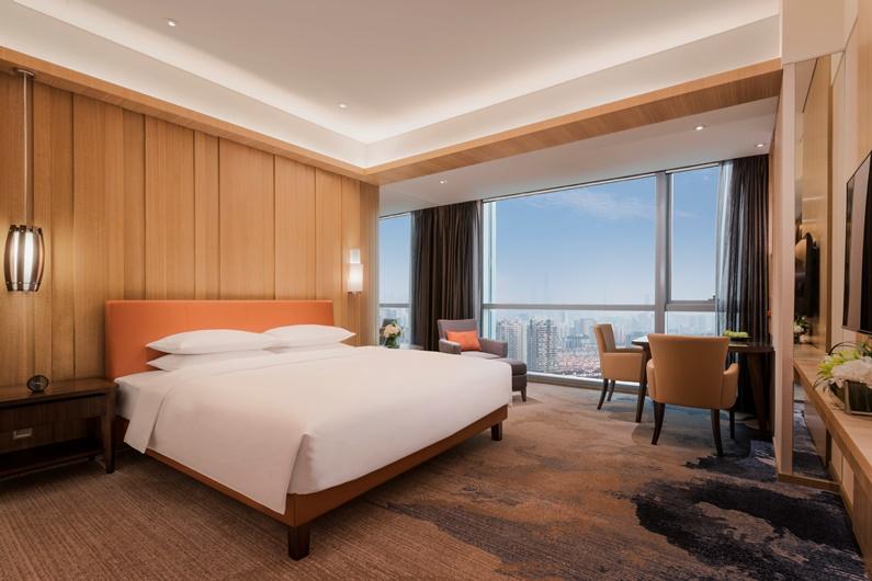 Hyatt Regency opens 306-room hotel in the heart of Shanghai's vibrant Wujiaochang district