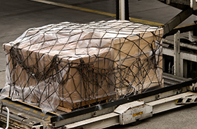 IATA global air freight data shows demand measured in freight tonne kilometers slowed in May