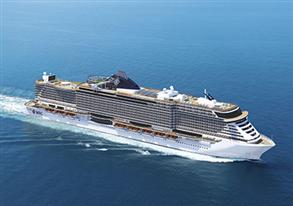 MSC Cruises names its second Seaside-generation smart ship MSC Seaview