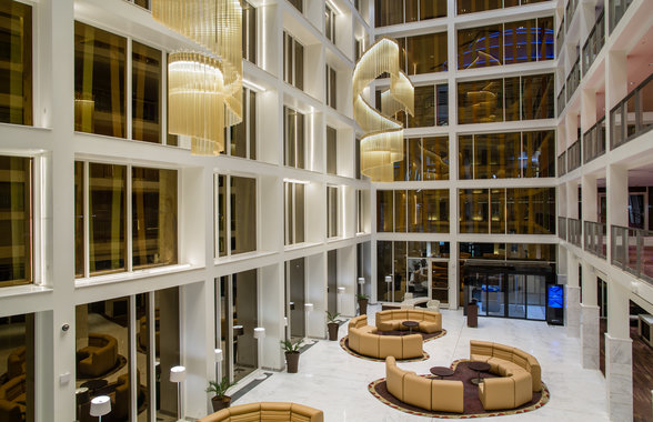 Radisson Blu Hotel & Convention Center opens in Kigali, Rwanda