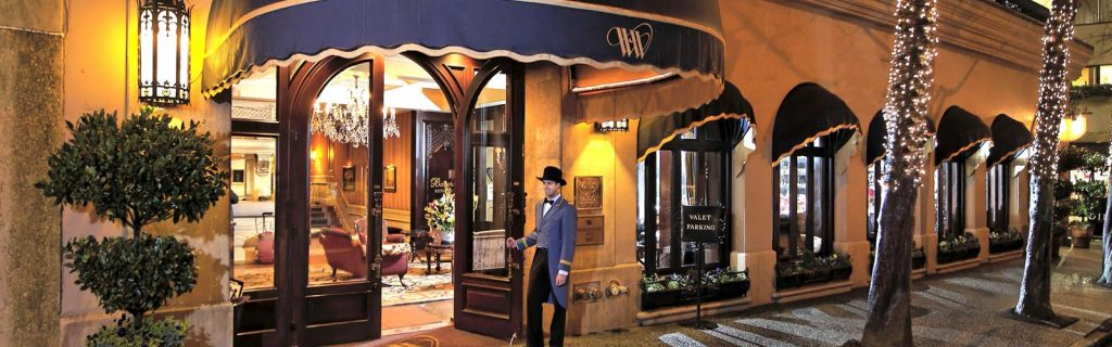The Wedgewood Hotel & Spa awarded the #1 Top City Hotel in Canada at the Travel + Leisure's World's Best Awards