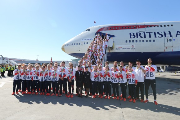 British Airways' 'victoRIOus' carried Team GB home from the Rio 2016 Olympic Games