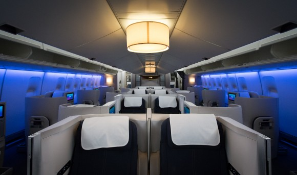 British Airways' Boeing 747s now features refreshed interior and state-of-the-art in-flight entertainment system