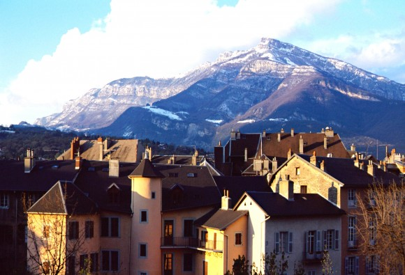 British Airways launches new service to the French Alpine city of Chambery from Stansted