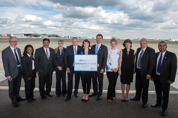 Heathrow's ambition to deliver excellent passenger service is today being taken one step further as it announces its commitment to becoming the world's first dementia friendly airport. - See more at: http://mediacentre.heathrow.com/pressrelease/details/81/Corporate-operational-24/7146#sthash.UB9zeFNJ.dpuf
