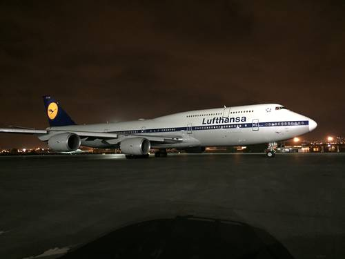 Lufthansa celebrates its 60th anniversary of scheduled service to Brazil with Help Alliance aid initiatives