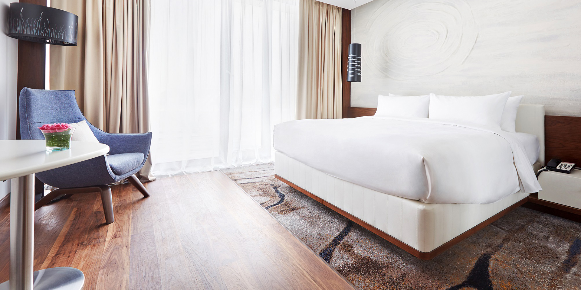 Marriott International opens its second hotel in Belarus with the addition of Minsk Marriott Hotel