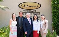 Oakwood Worldwide® announces recipients of Howard F. Ruby Scholarship Program