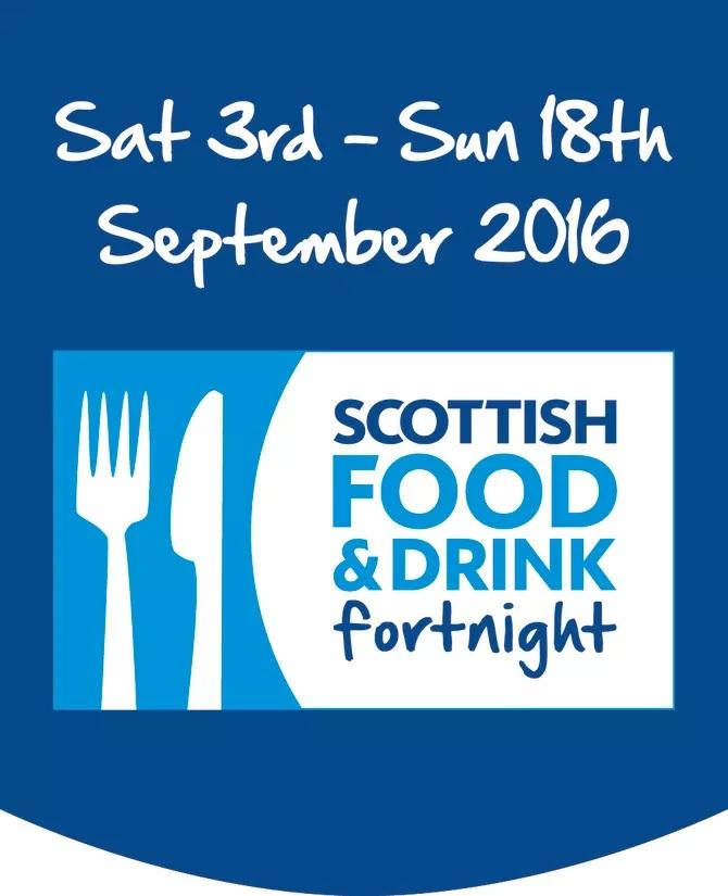 Scottish Food & Drink Fortnight returns 3rd-18th September