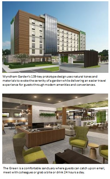 Wyndham Garden® Brand Unveils Its First