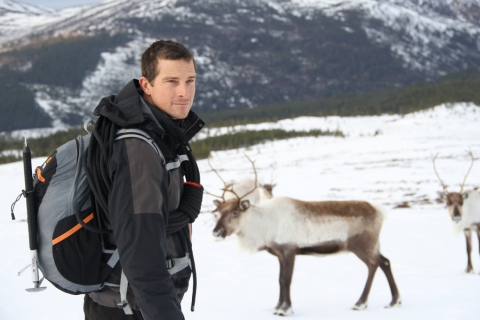Bear Grylls supports VisitBritain's 'Home of Amazing Moments' campaign with his top 10 #OMGB moments from across Britain
