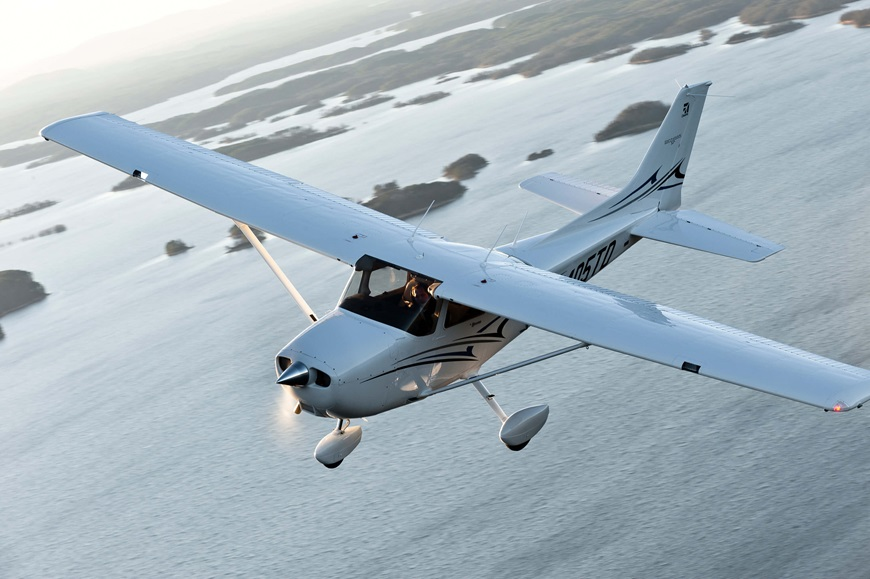 Cessna Aircraft Company announces partnership with Pan Am International Flight Academy