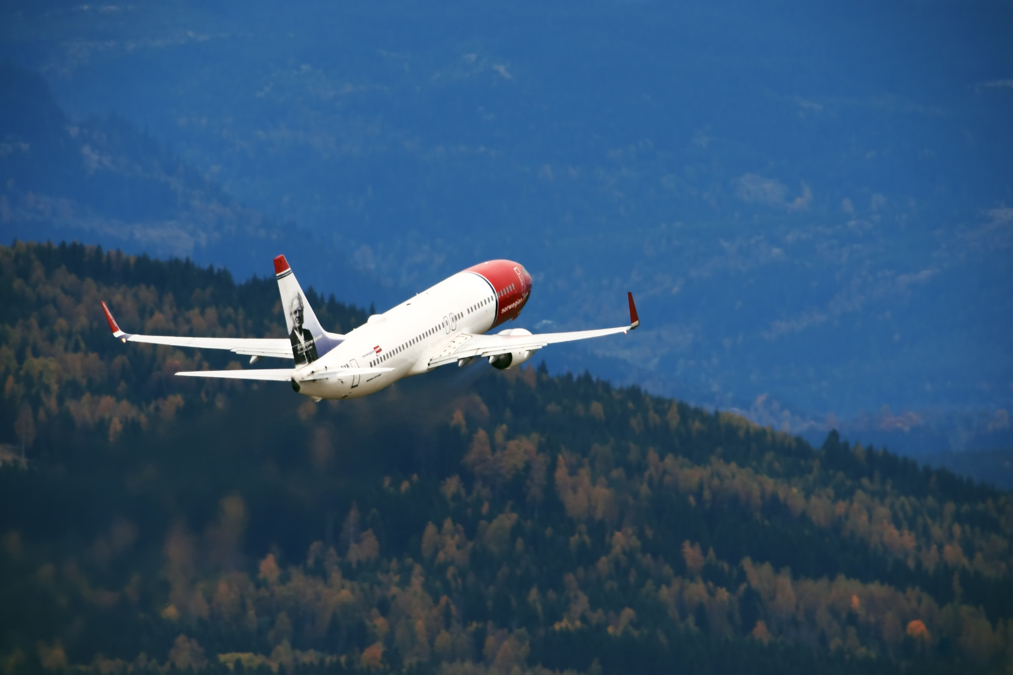 Norwegian announces 12 per cent increase in passenger number in August vs. same month the previous year