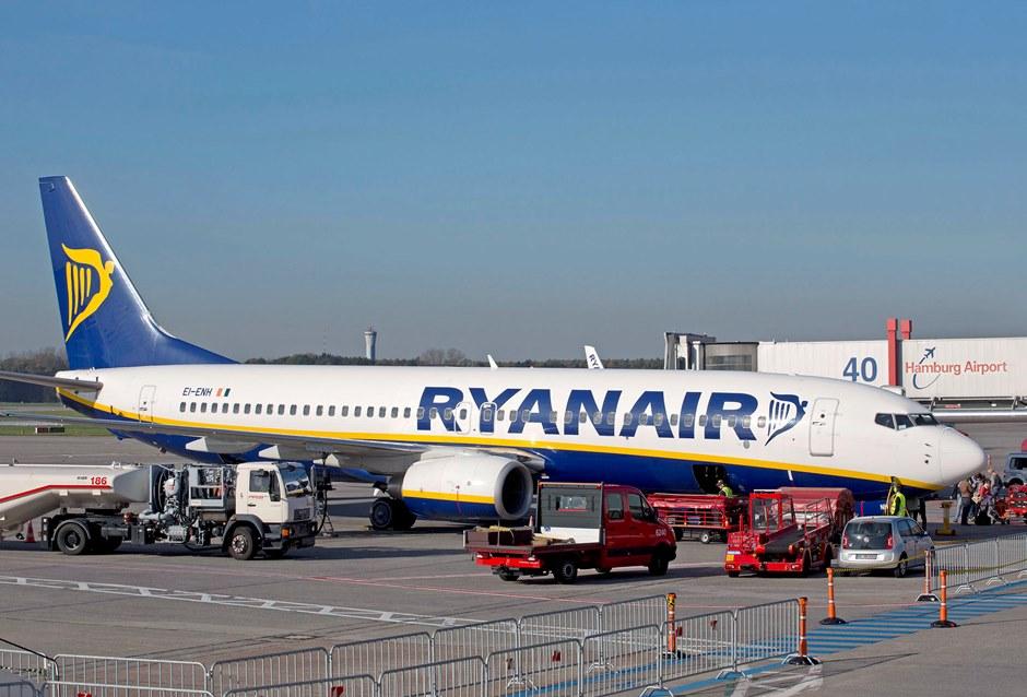 Ryanair connects Hamburg with the Bulgarian capital of Sofia