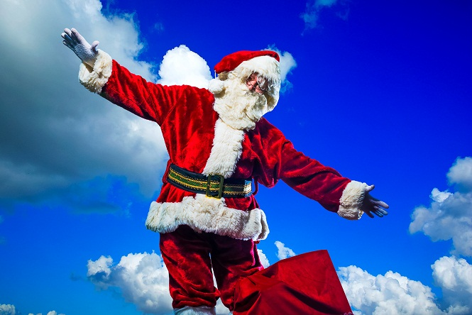 Shannon Airport welcomes Sunway Holidays announces to operate Lapland service to Santa's home on December 13th