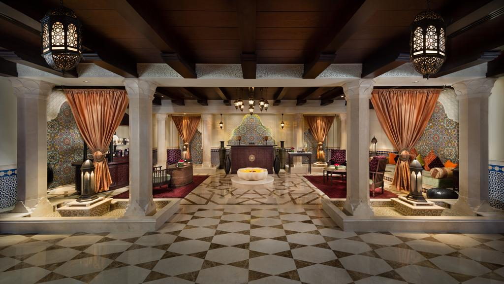 The Emirates Palace Spa named 'World's Best Hotel Spa', 'Abu Dhabi's Best Hotel Spa' and 'Middle East's Best Hotel Spa' at the 2016 World Spa Awards