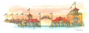 The Santa Cruz Beach Boardwalk to begin a $12 million improvement project