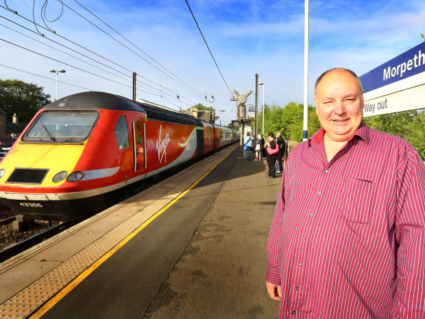 Virgin Trains to increase number of services to Morpeth from seven per day to eleven on Mondays to Thursdays