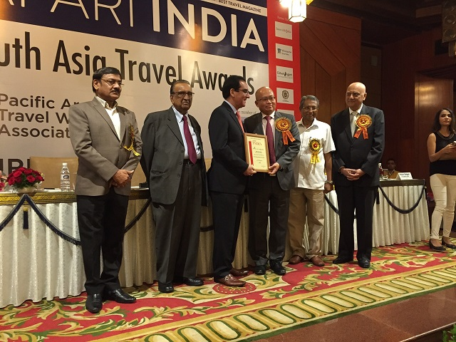 Vistara wins four industry recognitions in August 2016
