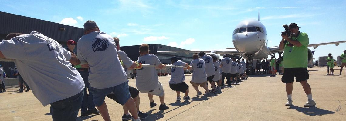 Washington Dulles International Airport to host Dulles Day Festival and Plane Pull on September 17
