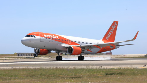 easyJet announces that Chris Browne to succeed Warwick Brady as Chief Operating Officer