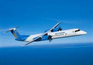 Bombardier Commercial Aircraft delivers two Q400 turboprops to Air Tanzania