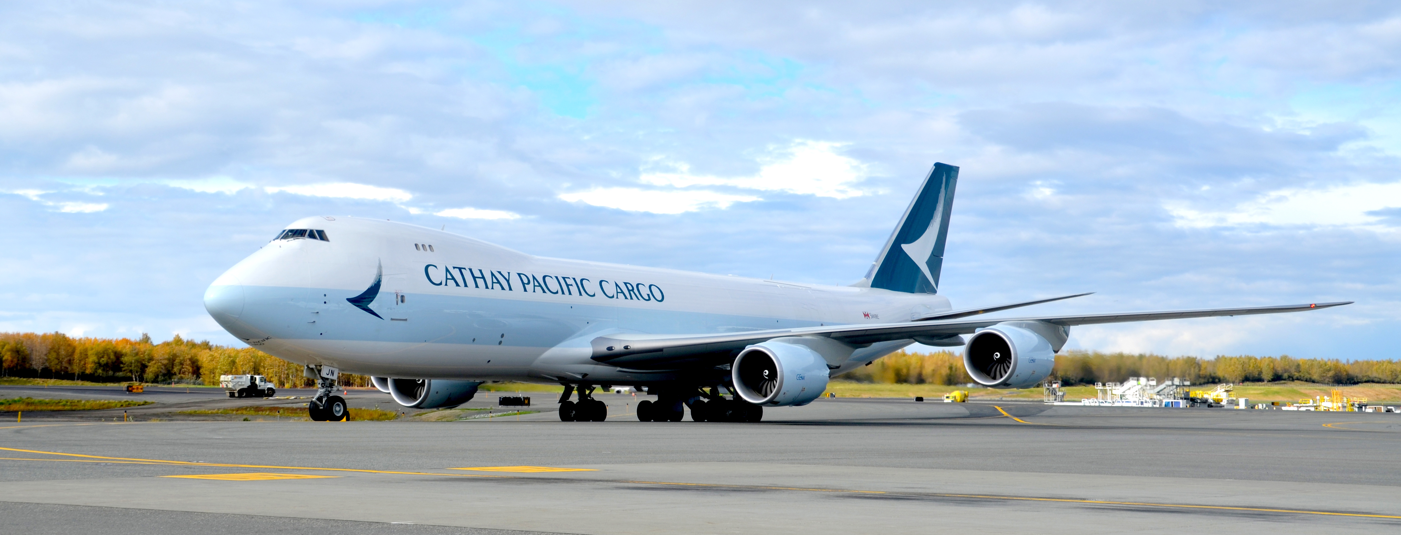 Cathay Pacific Airways expands its freighter services in Southwest Pacific with new weekly service to Brisbane West Wellcamp Airport