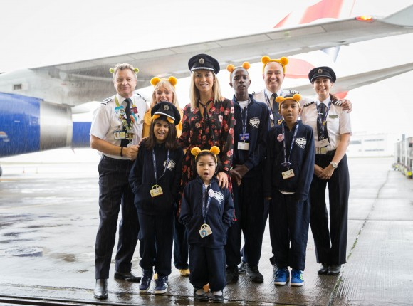 Dreamflight celebrates three decades of providing children with serious illness or disability their trip of a lifetime