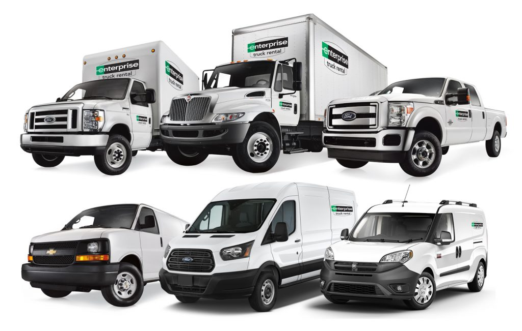 Travel PR News | Enterprise Truck Rental opens its first ...