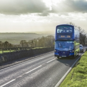 First Bus nominated for 12 prizes at the UK Bus Awards