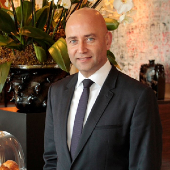 Four Seasons Hotel Beirut announces the appointment of Fadi Musharafieh as Hotel Manager