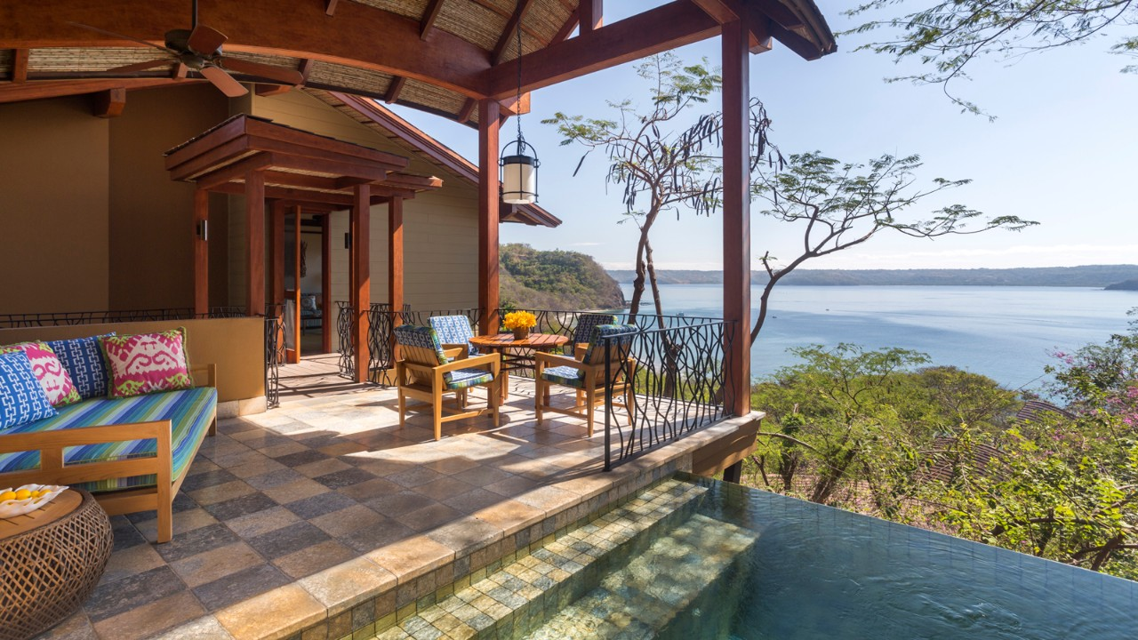Four Seasons Resort Costa Rica at Peninsula Papagayo recognised as one of the Top Resorts in Central and South America