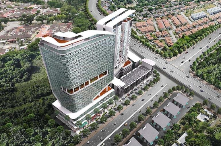 Malaysia: InterContinental Hotels Group (IHG) to develop new 288-room Holiday Inn & Suites on mainland Penang