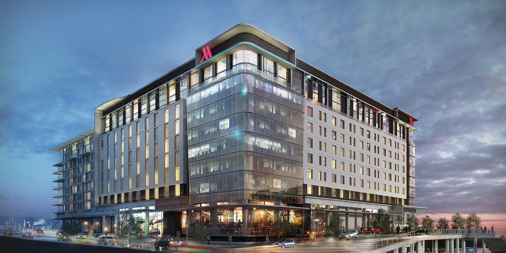 Marriott International to build three new hotel properties in Cape Town in partnership with Amdec Group