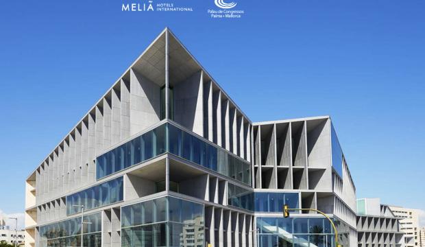 Meliá Hotels International gestionará el Palacio de Congresos de Palma y el hotel anexo