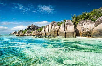 Enjoy the idyllic white sand beaches and turquoise waters of the Seychelles with daily flights from Doha commencing on 12 December 2016
