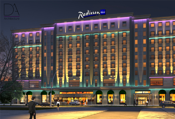 Rezidor to open its first ever Radisson Blu hotel in Kyrgyzstan in 2019