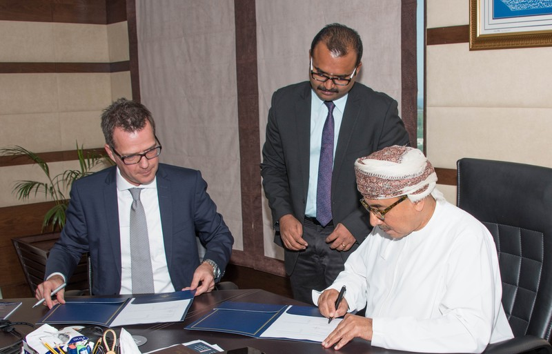 Swissport International Ltd. and Al Jarwani Group partner to provide ground handling services to airlines in Muscat