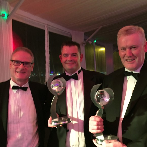 "Heathrow won ""Airport Operator of the Year"" and ""Marketing Campaign of the Year"" at this year's Frontier awards"