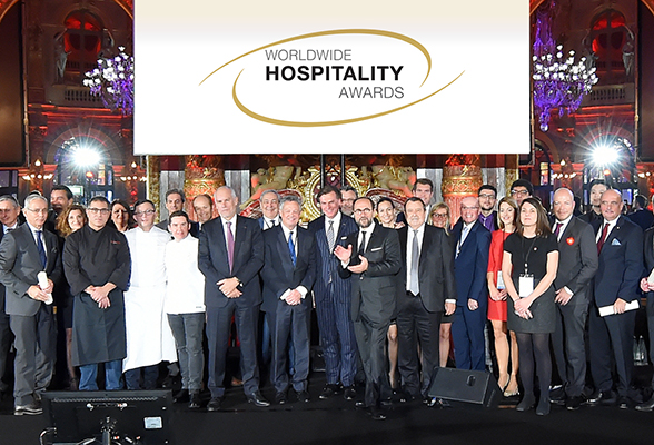 Carlson Rezidor won in three award categories at the 17th edition of the Worldwide Hospitality Awards ceremony in Paris