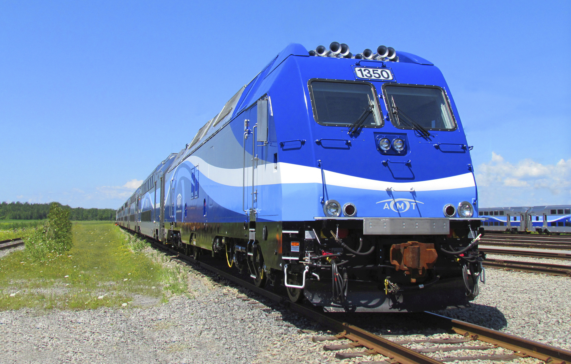 Contract strengthens Bombardier's position as industry-leading rail services provider