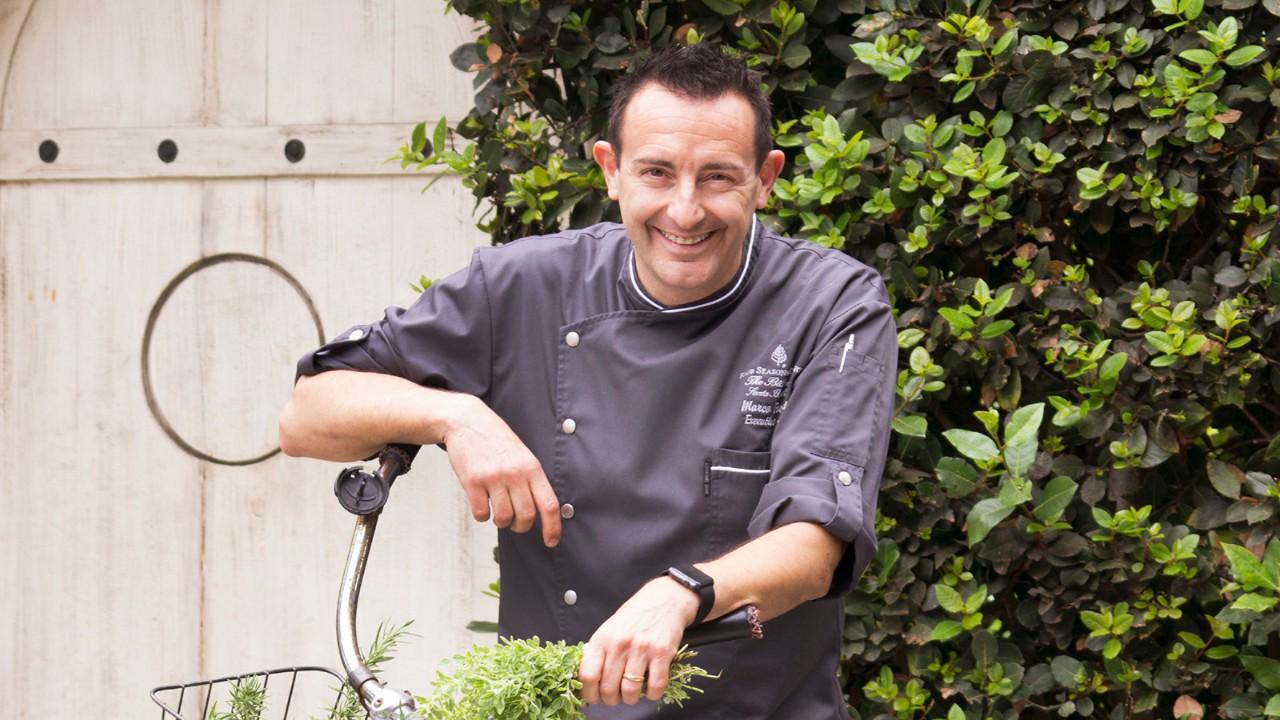 Executive Chef Marco Fossati re-launches menus at Bella Vista Restaurant at Four Seasons Resort The Biltmore Santa Barbara