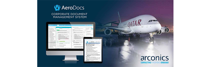 Qatar Airways implements web-based documentation management system to host and share manuals and policies with staff in real-time