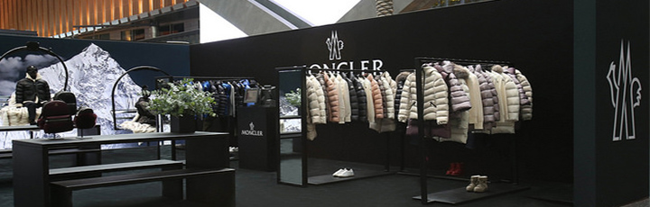 Qatar Duty Free and Moncler open pop-up boutique retail space in Hamad International Airport