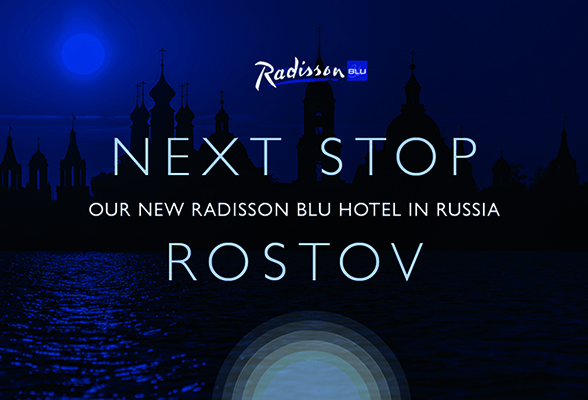 Rezidor strengthens its presence in Russia with signing of Radisson Blu Hotel, Rostov-on-Don