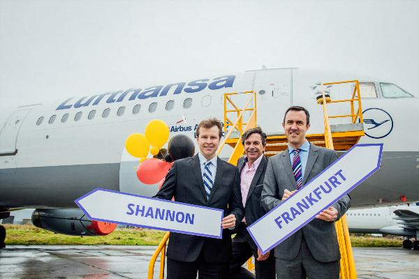 Shannon Airport: New Shannon to Frankfurt route begins next summer