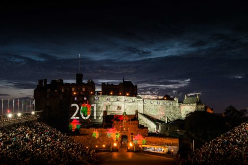 VisitScotland: New partnership between The Royal Edinburgh Military Tattoo and the Scottish Diaspora