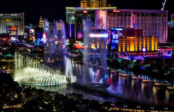 Las Vegas, United States of America.