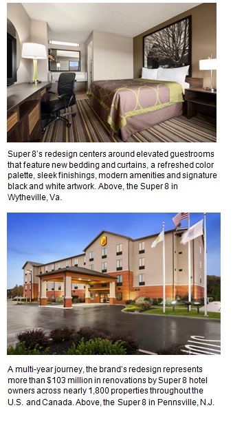 Travel PR News | Super 8® brings its eclectic gallery of hotel